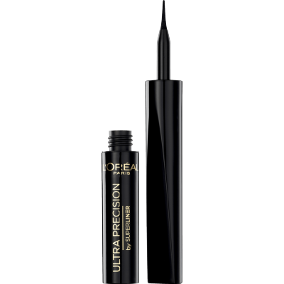 L'Oreal Super Liner Ultra Precision Eyeliner Black 6 ml