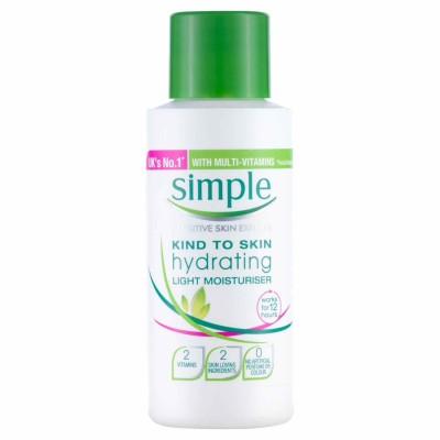 Simple Hydrating Light Moisturiser 50 ml