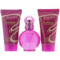 Britney Spears Fantasy EDP & Shower Gel & Body Souffle 30 ml + 50 ml + 50 ml