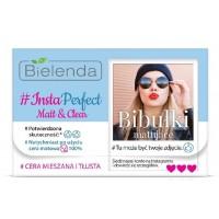 Bielenda #InstaPerfect Matt & Clear Blotting Paper 100 stk
