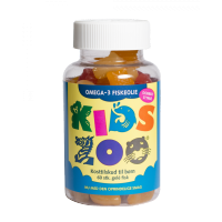 Kids Zoo Omega-3 Fisk 60 stk
