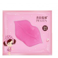 Pilaten Collagen Lip Mask Pink Crystal Jelly 1 stk