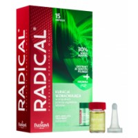 Radical Anti-Hairloss Treatment 15 x 5 ml