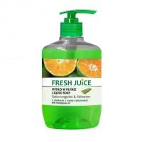 Fresh Juice Green Tangerine & Palmarosa Liquid Soap 460 ml
