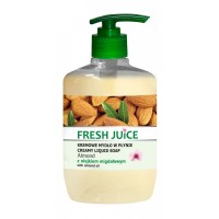 Fresh Juice Almond Liquid Soap 460 ml