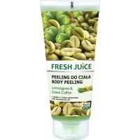 Fresh Juice Lemongrass & Green Coffee Body Scrub 200 ml