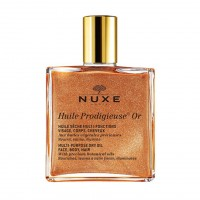 Nuxe Huile Prodigieuse Multi-Usage Dry Oil Golden Shimmer 50 ml